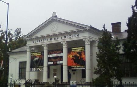 Munkacsy Mihaly Muzeum Image