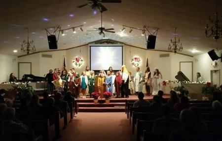 Woodville Baptist Church Image
