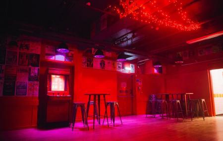 The Wee Red Bar, Edinburgh