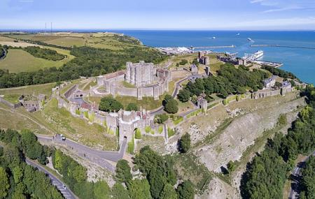 Dover Castle Image