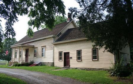 Van Wyck Homestead Museum Image