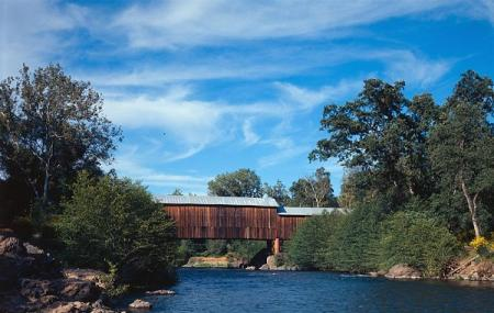 Honey Run Covered Bridge, Chico