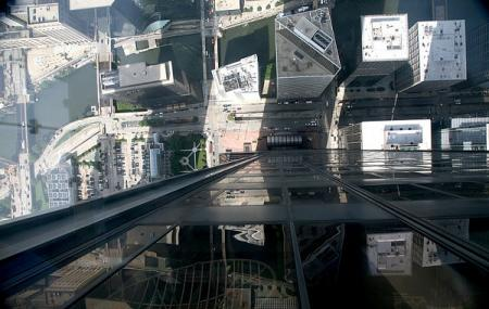 Sears Tower Skydeck Image