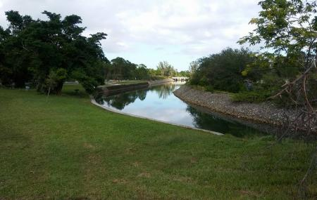 Ad Barnes Park Pool Miami Fl - BARN
