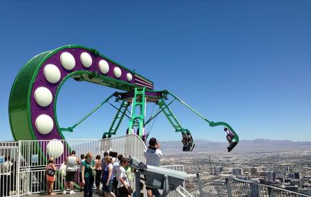 Stratosphere Thrill Rides Image