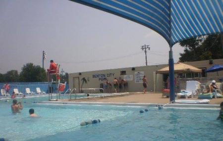 Benton City Pool Image