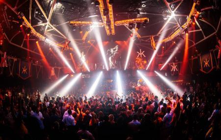 Hakkasan Las Vegas Nightclub Image