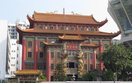 Fa Yue Buddhist Monastery Image
