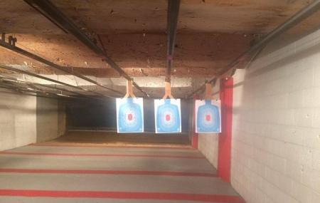 Bullzeye Shooting Range Image