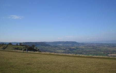 Coaley Peak Picnic Site And Viewpoint Image