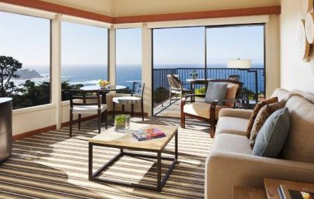 Hyatt Carmel Highlands, Overlooking Big Sur Coast Image
