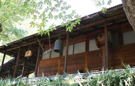 Tassajara Zen Mountain Center Image
