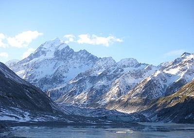 Mt Cook Image