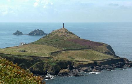 Cornwall Area Of Outstanding Natural Beauty Image