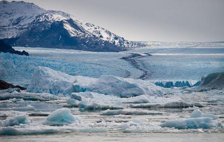 Upsala Glacier Image