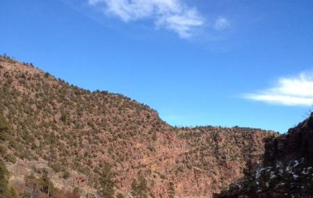 Red Canyon Visitor Center Image
