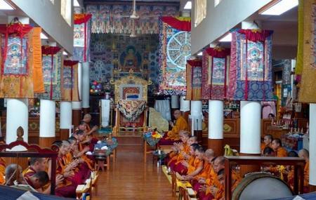 H H Dalai Lama Main Temple, Dharamshala   Ticket Price