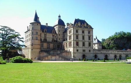 Chateau De Vizille Image