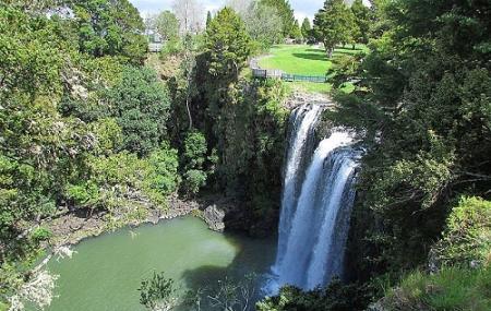 Whangarei Falls Image