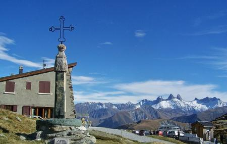 Col De La Croix De Fer Image
