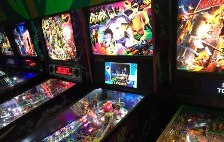 Robot City Games And Arcade Image