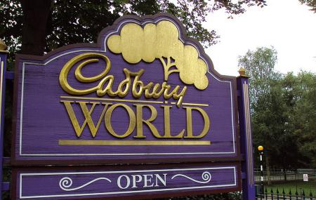 Cadbury World (birmingham) Image