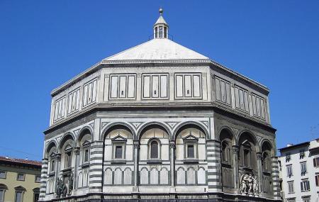 The Baptistery Of St. John Image