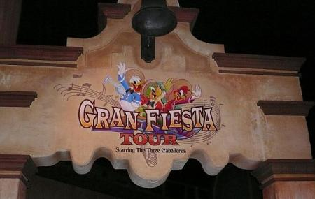 Gran Fiesta Tour Starring The Three Caballeros Image