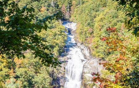 Lower Whitewater Falls Image