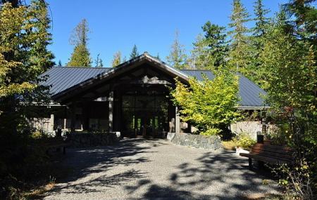 North Cascades National Park Visitor Center Image