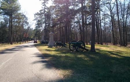 Chickamauga Battlefield Image