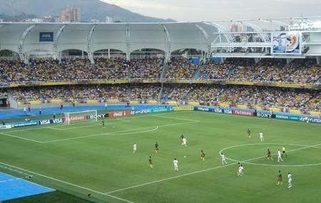 Estadio Pascual Guerrero Image