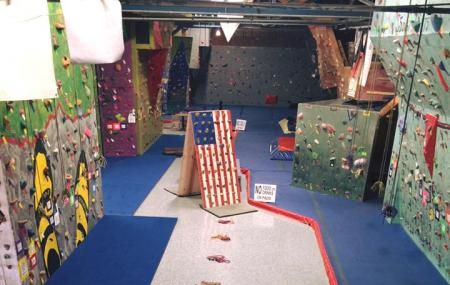 The Climbing Place Image