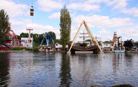 Drayton Manor Theme Park Image