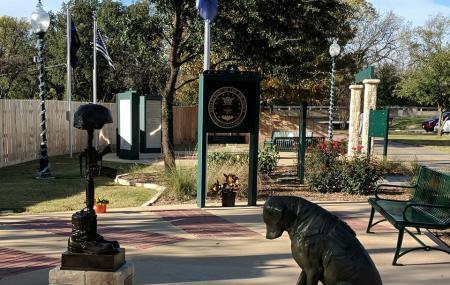 Jim Burks Firefighters Memorial Park Image