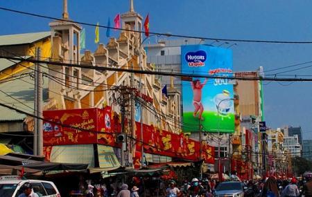 Tan Dinh Market Image