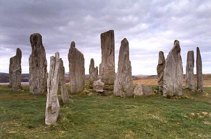 Callanish Standing Stones Image