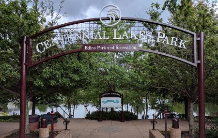 Centennial Lakes Park, Edina