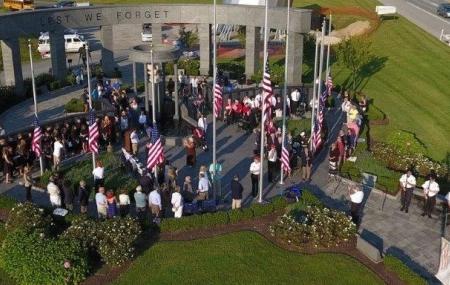 Delaware County Veterans Memorial In Newtown Square Image