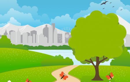 Bricktown River Walk Park Image