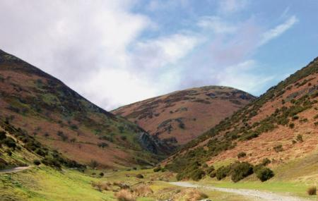 Carding Mill Valley And The Long Mynd Image