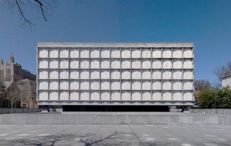 Beinecke Rare Book And Manuscript Library Image