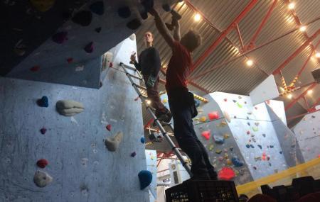 Boulder Shack Climbing Gym Image