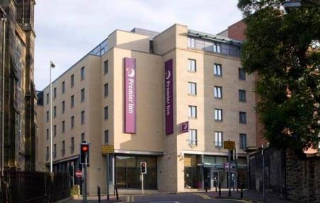 Premier Inn Edinburgh Central Lauriston Place Image