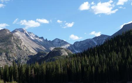 Rocky Mountain National Park Image
