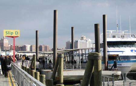 Pier 11 - Wall St. Image