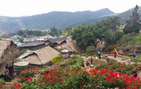 Hmong Village Image