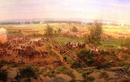 Gettysburg Cyclorama Image