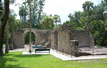 Sugar Mill Ruins Image