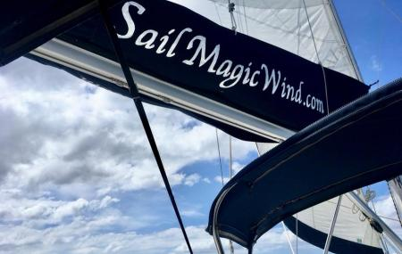 Magic Wind Adventure Sailing Image